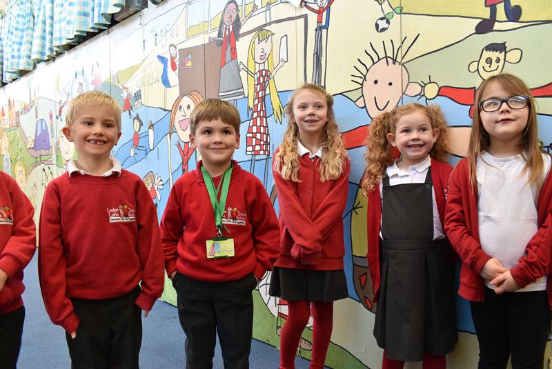 Lodge Lane Infant School Norwich