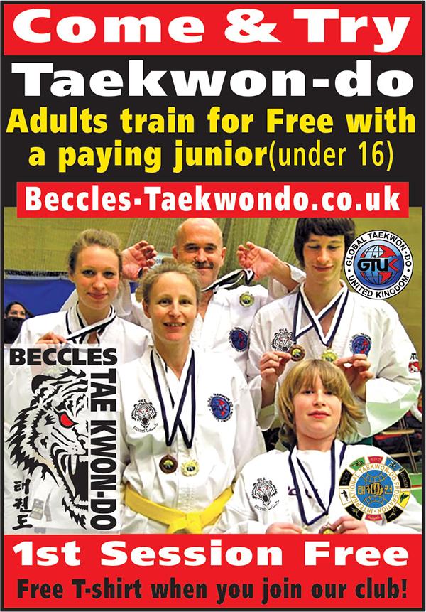 Come and Try Taekwondo