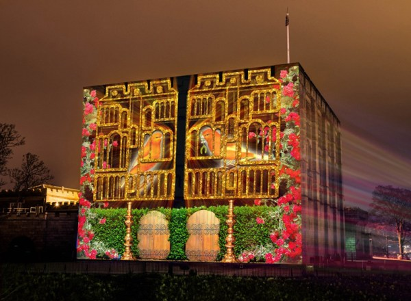 projection Love Light Norwich