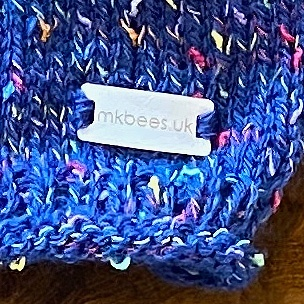 Pixie Magic Handmade Knitted Baby Jumper from Mopsie's Knitterbees