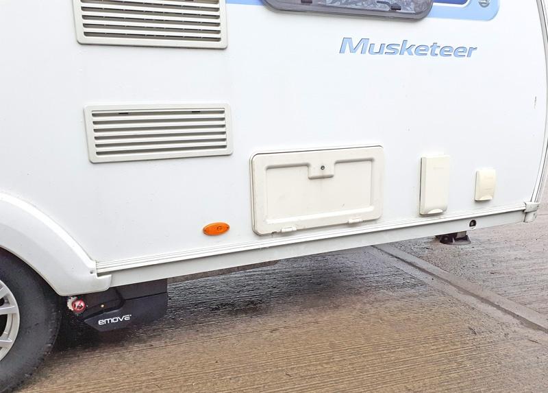 eMove Caravan Motor Mover