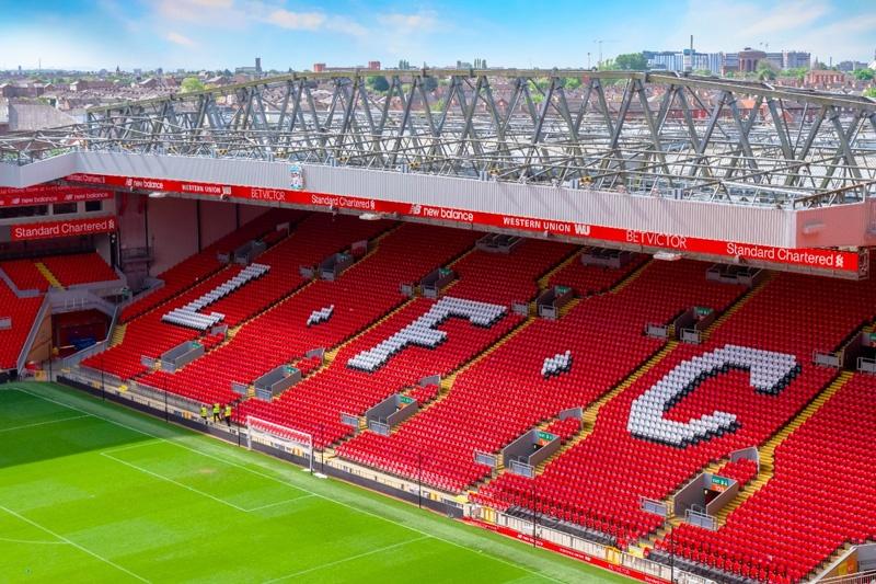 Liverpool Ben Davies