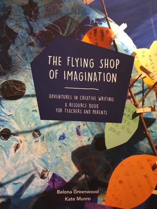 THE Flying Shop of Imagination