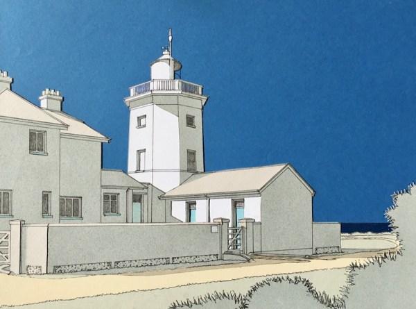 Cromer Lighthouse – Bill Haward