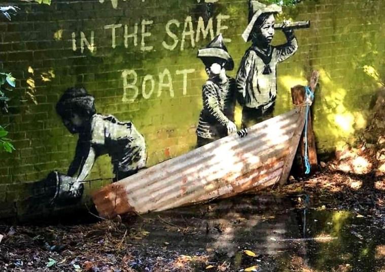 banksy on the east coast - 7
