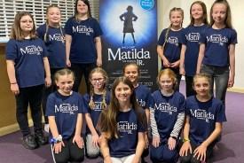 Matilda the Musical Jr