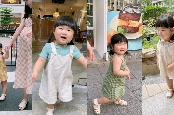 【yiyi成長日記】1y6m 一歲半育兒日記、童裝穿搭分享,最後2個月獨生女生活