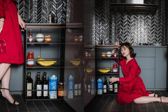 【居家收納】廚房陽台變更美,完美收納幫手 – 日本山崎生活美學 – 隙縫收納、洗衣機置物架