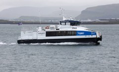 New High-speed ferry, Akranes