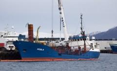 Sinking of Perla