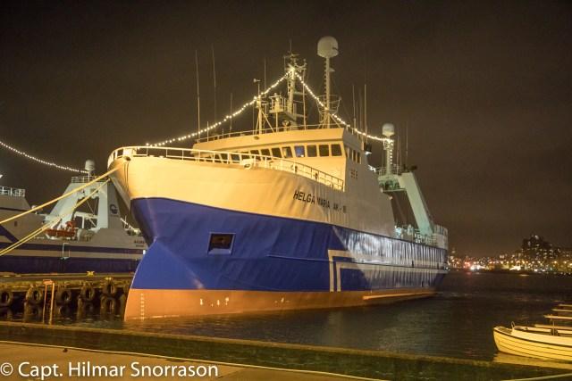 Trawler, HB Grandi,