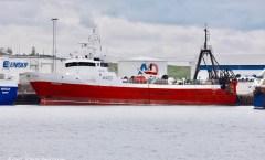 Former Icelandic trawler pay visit