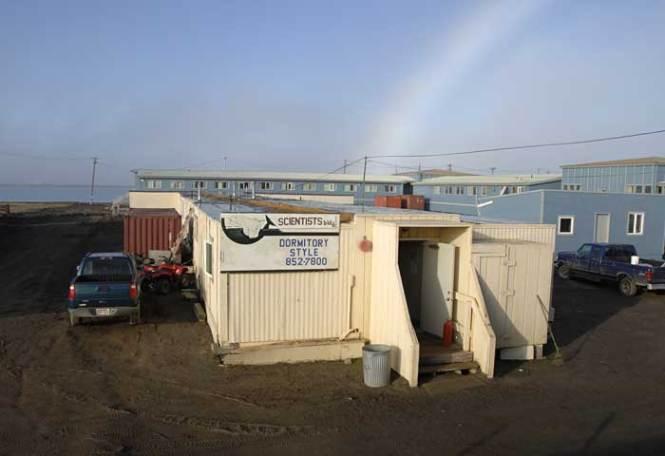 Barrow Alaska Ice Stories
