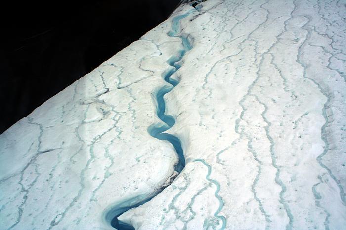ILULISSAT, GREENLAND Glacier