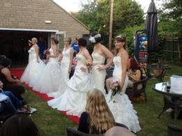 Dresses on the Catwalk (Front)