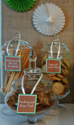 A Selection of Crackers