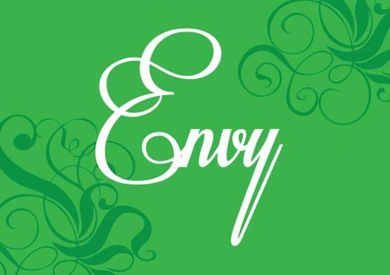 Envy 7 Deadly Sins