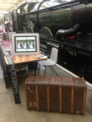 Steam Train Railway Wedding Photographer