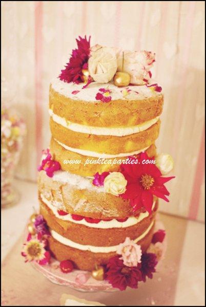 Princess Party Cake