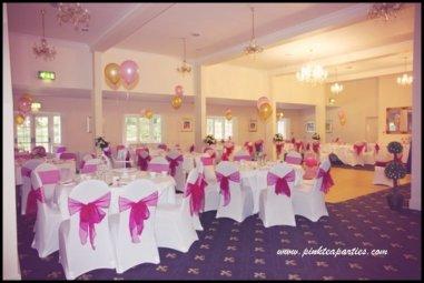 Princess Party Venue Decoration