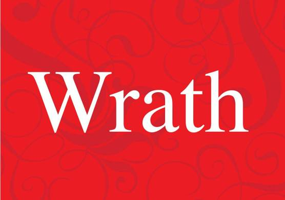 Wrath 7 Deadly Sins