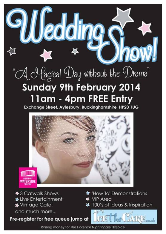 Wedding Fair Aylesbury Sunday 9th February 2014