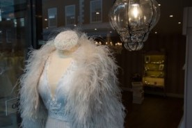 Bridal gown at The Bridal House