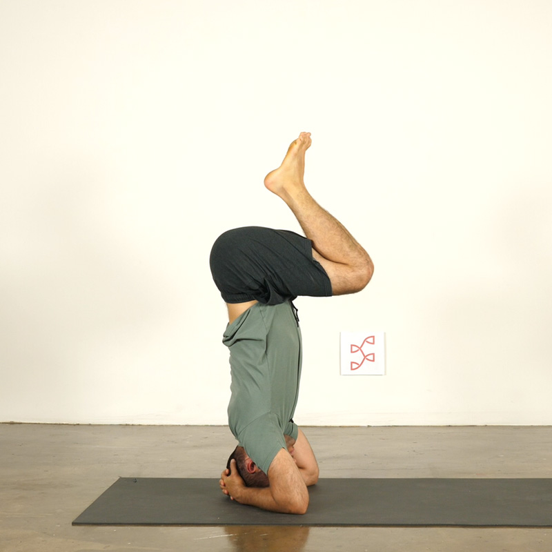 Handstand Journey: Inverting and Duration