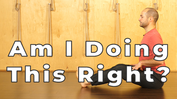 Am I Doing this Right 5 Yoga Pose Tests