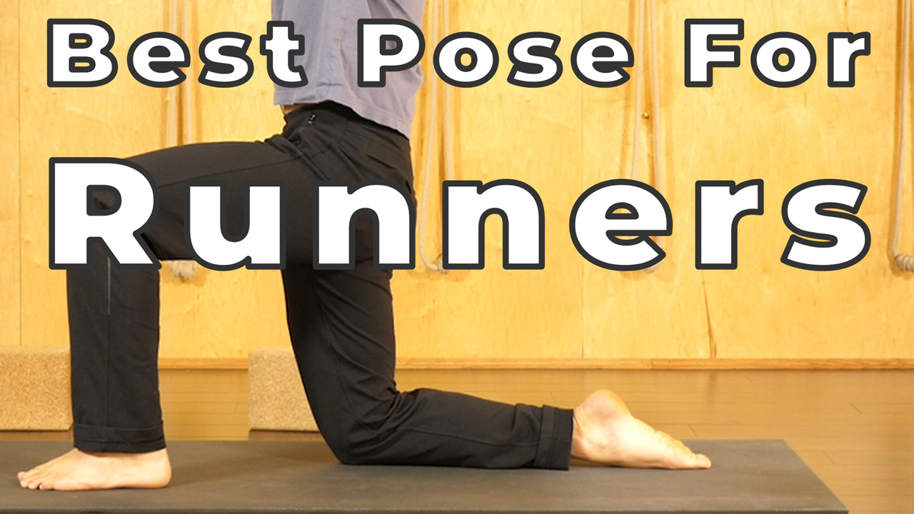 Best Yoga Pose for Runners