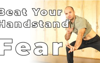 Fear of Handstand