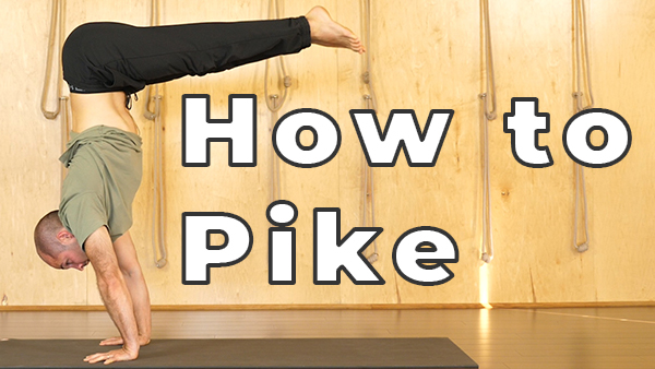 Hard Yoga Poses Pike