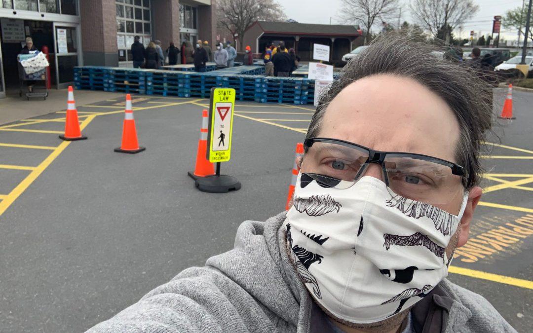 "COVID-19: ""Quarantine"" wk. 3, Furlough day 5"