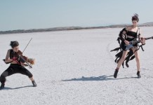 Golden Salt - Ballad of the Crow [OFFICIAL VIDEO]