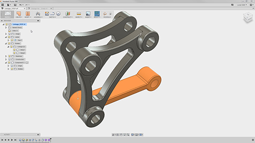 Intro to 3D Design and Printing with Fusion 360