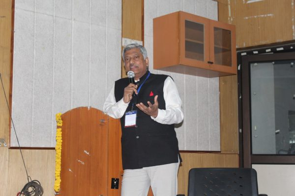 Dr. Partha Dey speaking at IC InnovatorCLUB Meeting at IIT, Delhi