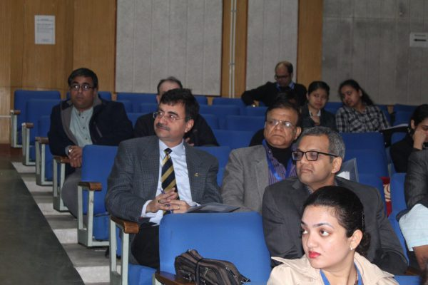 Members at IC InnovatorCLUB Meeting at IIT- Delhi