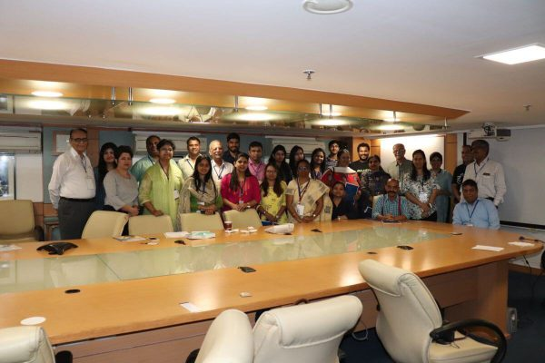 Group photo of tenth IC InnovatorCLUB meeting particpants
