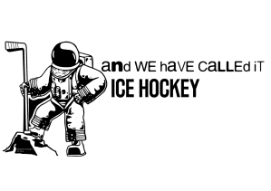 Astronaut Ice Hockey