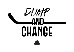 Dump and change poo