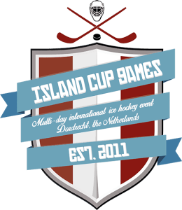 Island Cup Games basic logo
