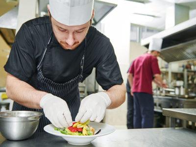 software POS para restaurantes con produccion de recetas