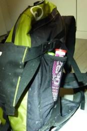 Der Rucksack ist gepackt, jetzt kann es losgehen!