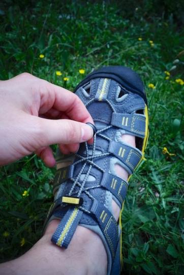 Keen Clearwater CNX 5
