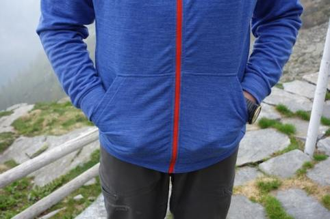 Super.Natural Sweat Full Zip Hoody 6