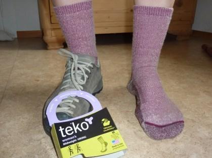 Teko M3RINOXC Womens Mid Hiking 1