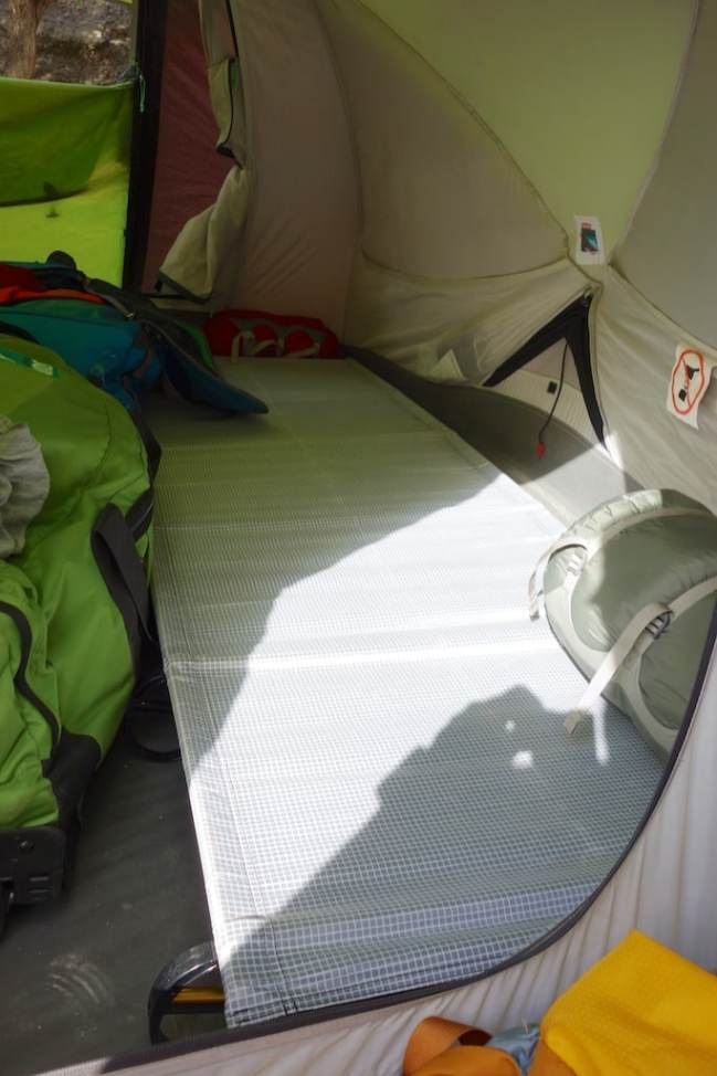 Therm-A-Rest LuxuryLite Ultralite Cot 14