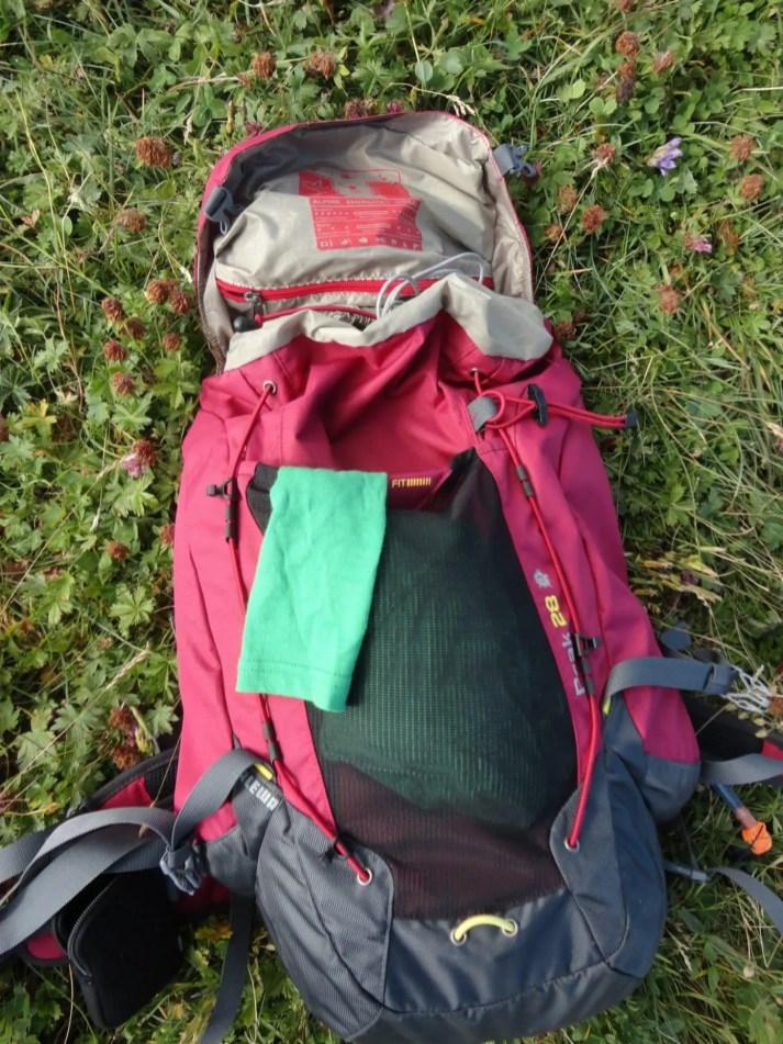 Rucksack Salewa Peak 28 Alpindonna 28L (8)