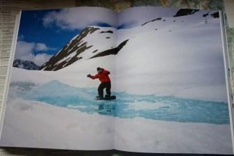 Helvetic Backcountry Ski Snowboard Tourenatlas Schweiz 23