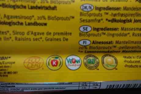 Organic Food Bar10